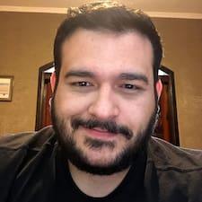 Henkilön Leandro käyttäjäprofiili