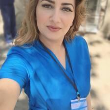 Amal felhasználói profilja