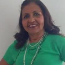 Profilo utente di Francisca Vania