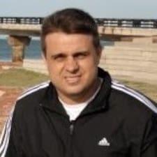 Castro felhasználói profilja