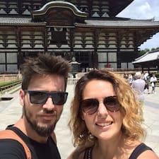 Profilo utente di Sandra & Pepe
