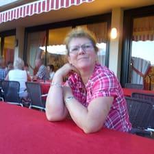 Henkilön Chantal - Jean Marie käyttäjäprofiili