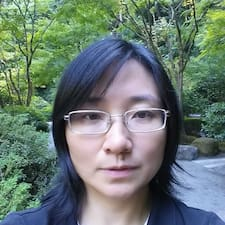 Yu的用戶個人資料