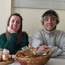 Perfil de usuario de Arantxa&Julián