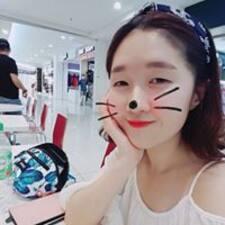 Jung Eun felhasználói profilja
