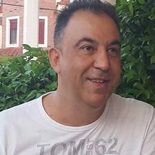 Profil utilisateur de Vasilis
