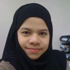 Siti Azreena Brukerprofil