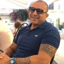 Henkilön Vincenzo käyttäjäprofiili