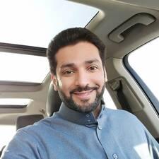 Profil Pengguna Khalid