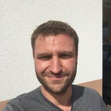 Gebruikersprofiel Jason