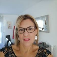 Claudie felhasználói profilja