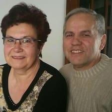 Gebruikersprofiel Luisa & Berto - Casa Celeste