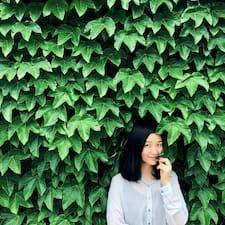 โพรไฟล์ผู้ใช้ Chenyu 苹果姐姐