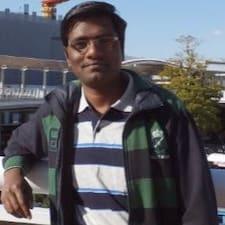 Profil utilisateur de Nishanth