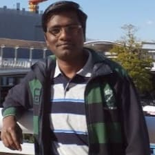 Profil Pengguna Nishanth