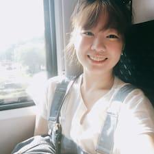 Profil Pengguna Claire Jieun