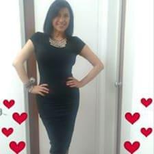 Jeaneth felhasználói profilja