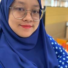 Profilo utente di Nurul Aiin