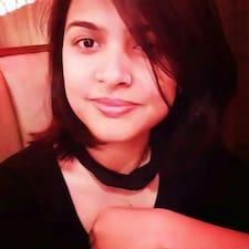 Shayoni felhasználói profilja