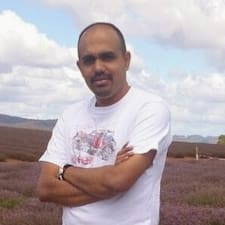 Profil Pengguna Raghunandan
