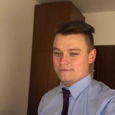 Profil Pengguna Tomáš
