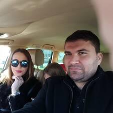 Ivana&Ante felhasználói profilja