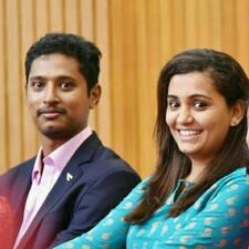 Raksha felhasználói profilja