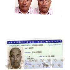 Jean-Pierre User Profile