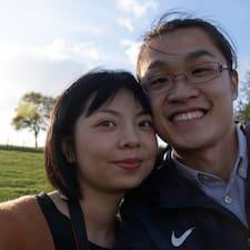 Zeyu & Hsiang-Wei User Profile