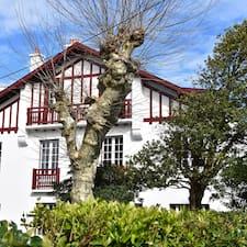 Villa Lasaia felhasználói profilja