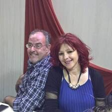 Henkilön Δημήτρης - Αγγελική käyttäjäprofiili