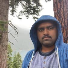 Henkilön Ajaykumar käyttäjäprofiili