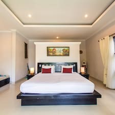 Puri Asri Villa User Profile
