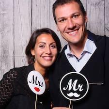 Aurore&Christophe to Superhost.