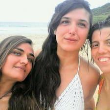 Profil utilisateur de Carolina Soledad