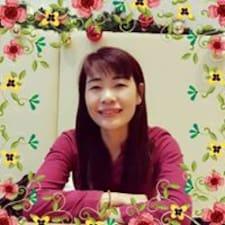 美麗 felhasználói profilja