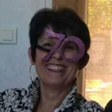 Marie Odile felhasználói profilja