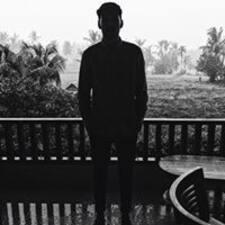 Profil utilisateur de Toby