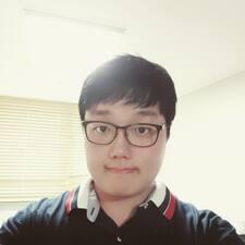 Henkilön Minwoo käyttäjäprofiili