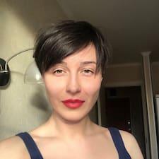 Gebruikersprofiel Valeriya