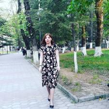 Profil utilisateur de Nona