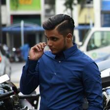 Muhamed User Profile