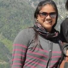 Henkilön Namitha käyttäjäprofiili