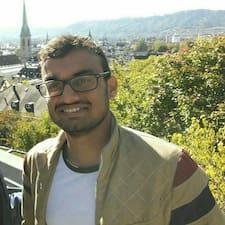 Profil utilisateur de Bhargav