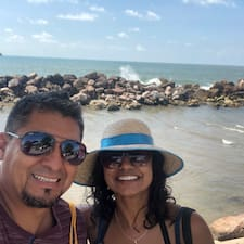 Jose & Nisha User Profile