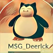 DeeRick User Profile