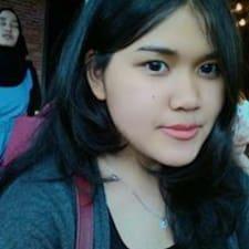 Larasati Dewi Ayu - Uživatelský profil