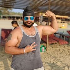 Harman Singh Brukerprofil