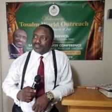 Olugbenga - Uživatelský profil