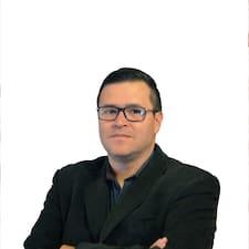 Esteban felhasználói profilja